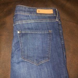Denim regular length jeans from H&M